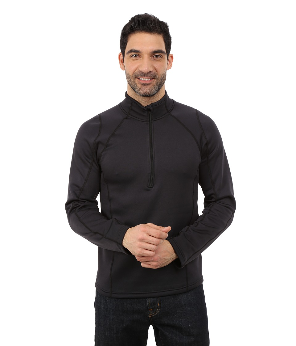 Obermeyer - Marathon 150 Dri-Core Top (Black 1) Men's Sweatshirt
