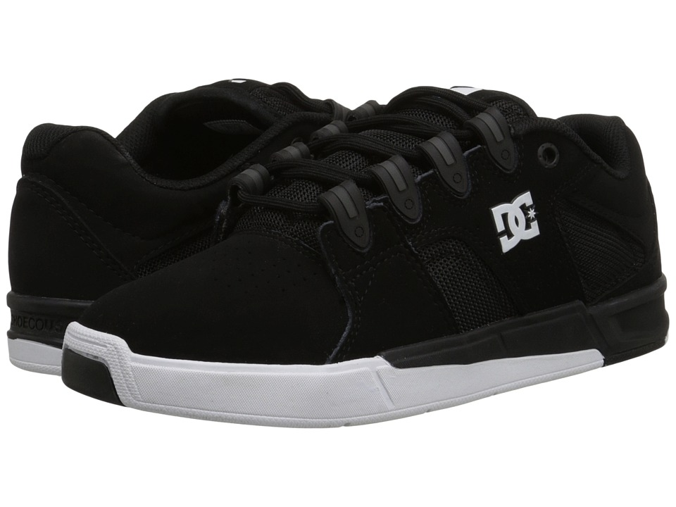 DC - Maddo (Black) Men's Skate Shoes