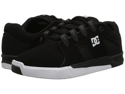 DC - Maddo (Black) Men's Skate Shoes