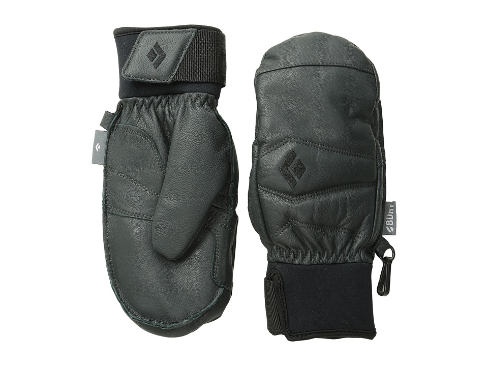 Black Diamond - Spark Mitts (Black) Outdoor Sports Equipment