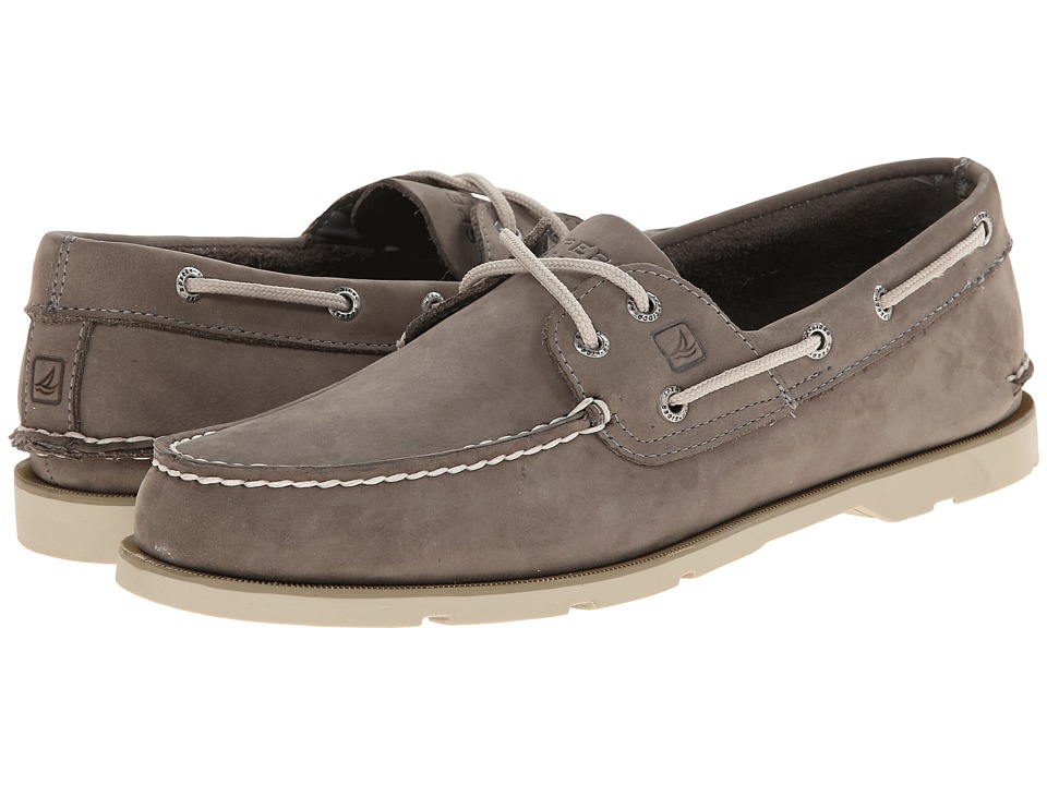 Sperry Top-Sider - Leeward 2-Eye (Grey 1) Men