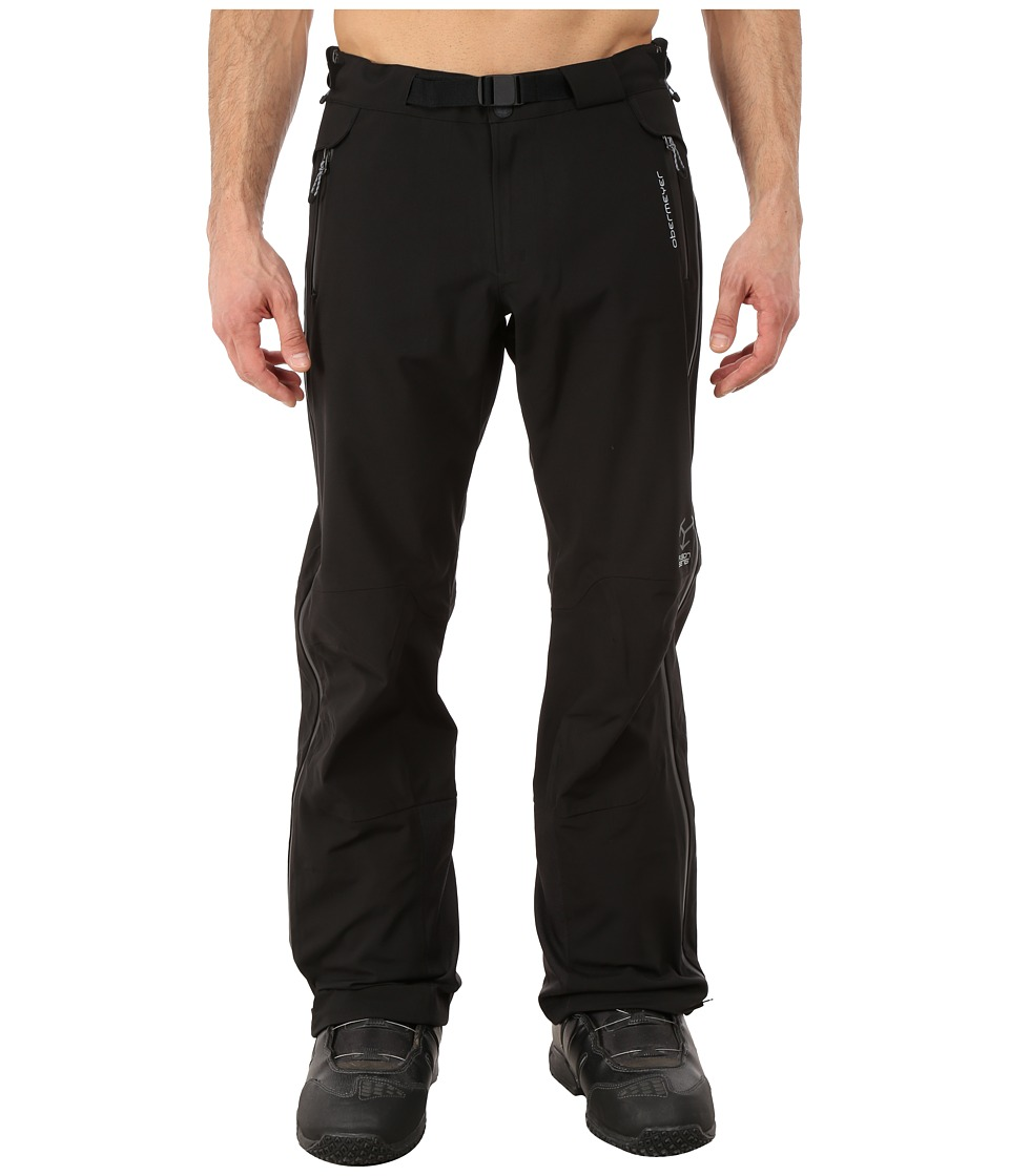 Obermeyer - Peak Pant (Black 1) Men's Outerwear