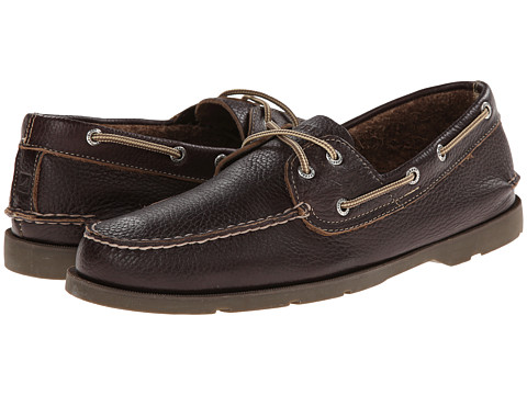 Sperry Top-Sider - Leeward 2-Eye Relaxed (Brown) Men's Shoes
