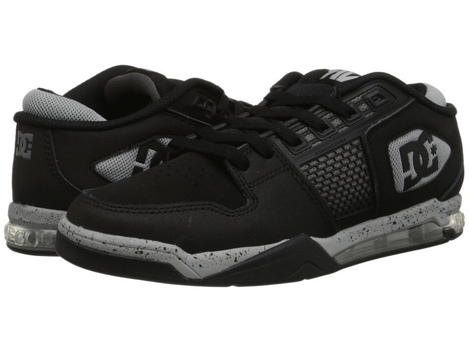 DC - Ryan Villopoto (Black/Grey) Men's Skate Shoes