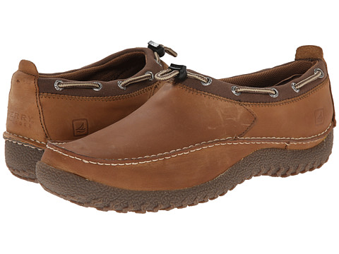 Sperry Top-Sider - Boat Moc Slip-On (Sahara) Men