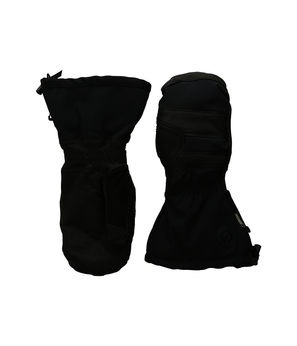 Black Diamond - Crew Mitts (Black) Outdoor Sports Equipment