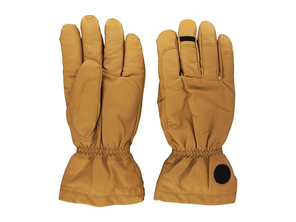 Black Diamond Work Glove (Natural) Extreme Cold Weather Gloves
