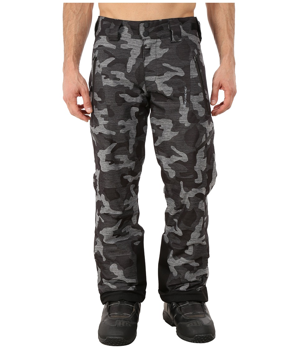 Obermeyer - Process Pants (Snow Camo) Men's Outerwear