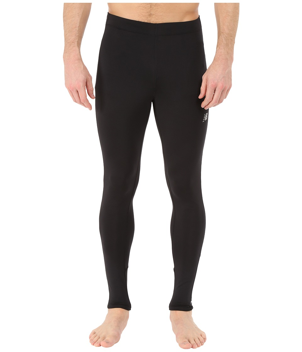 New Balance - Impact Run Tight (Black) Men's Clothing