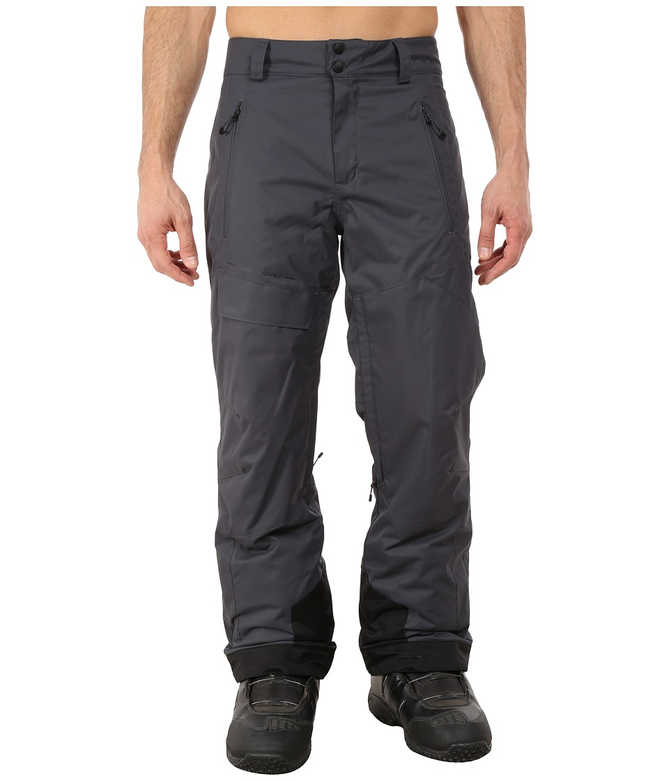 Obermeyer - Quantum Pants (Ebony) Men
