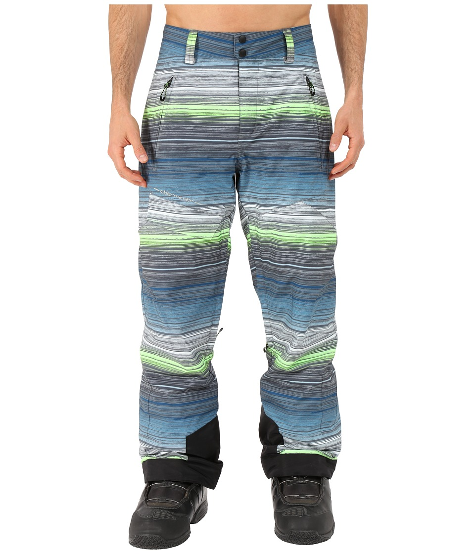 Obermeyer - Quantum Pants (Jail Break Stripe) Men's Casual Pants