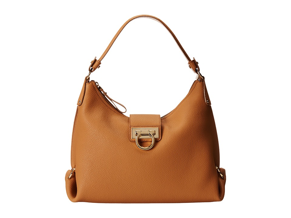Salvatore Ferragamo - 21E654 Fanisa (Sienne) Hobo Handbags
