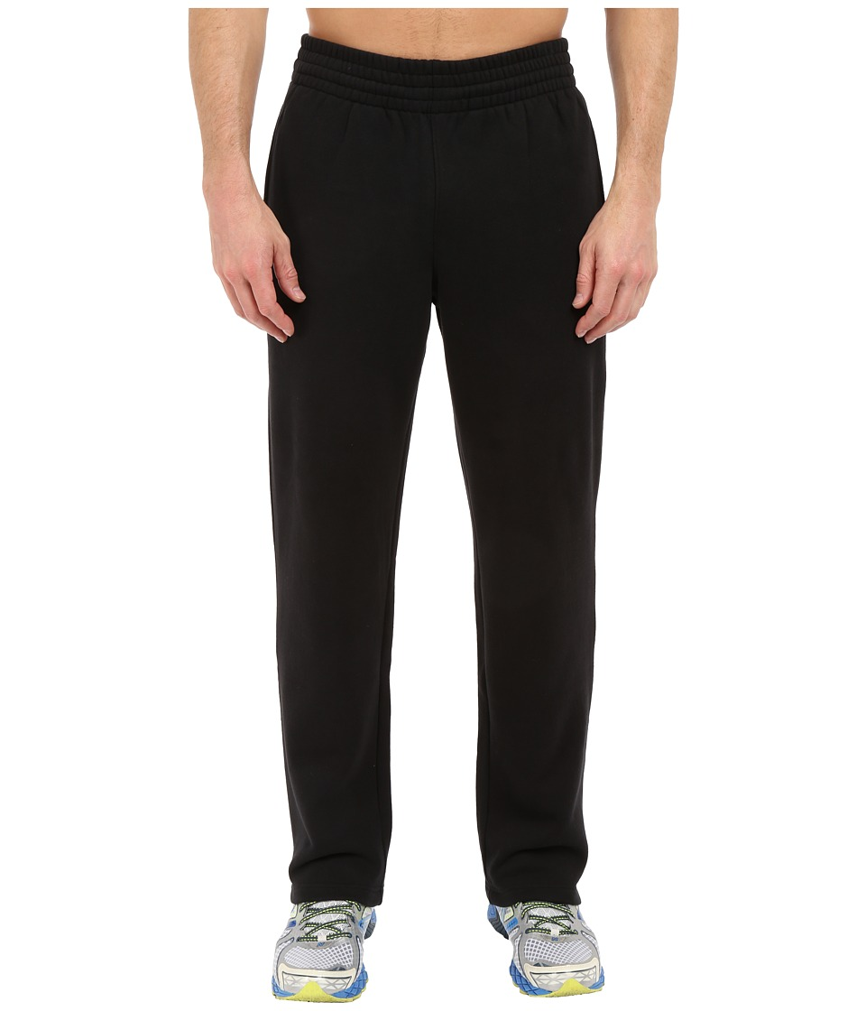 New Balance - Essentials Fleece Pants (Black) Men's Casual Pants