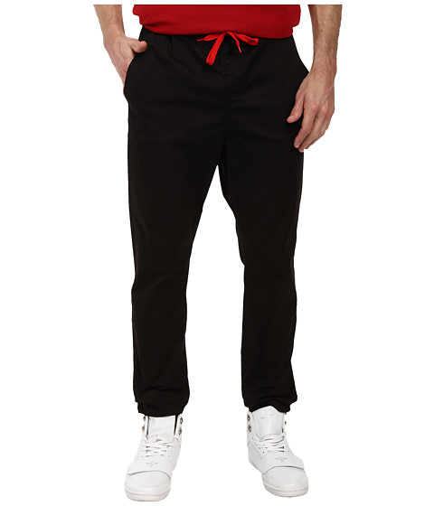 L-R-G - Game Changer Jogger Pants (Black) Men's Casual Pants