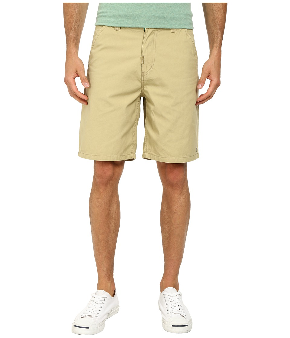 L-R-G - RC Marauder TS Chino Walkshorts (Light Khaki) Men's Shorts