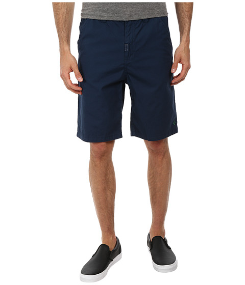 L-R-G - RC Marauder TS Chino Walkshorts (Navy) Men's Shorts
