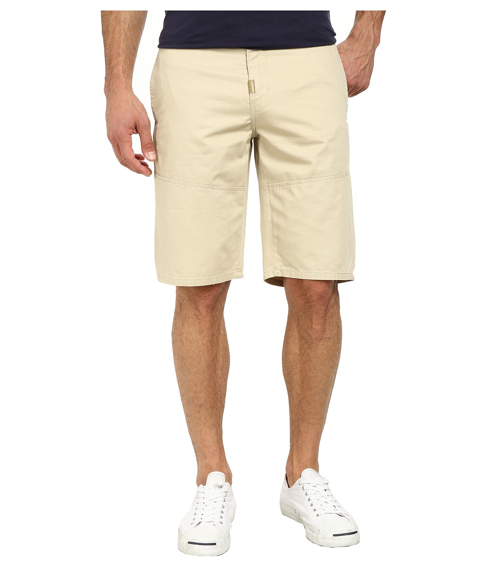 L-R-G - All Day Chino Shorts (Khaki) Men's Shorts