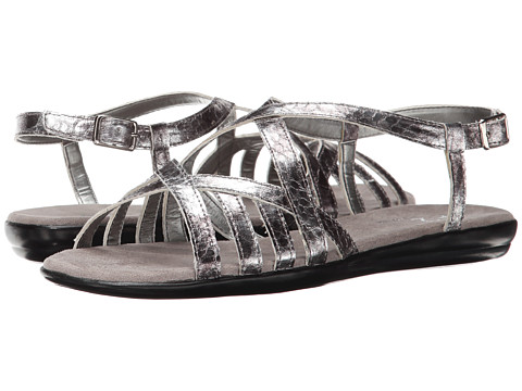 Aerosoles - Exchlaim (Silver Snake) Women