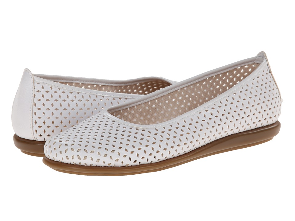 Aerosoles - Solsa Dance (White) Women's Shoes