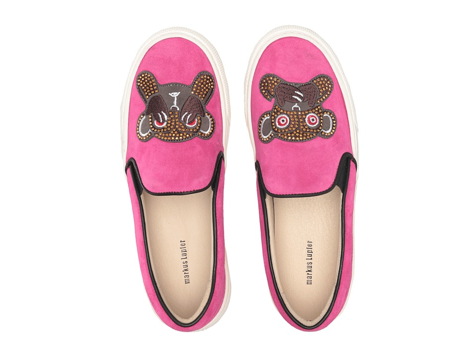 Markus Lupfer - ML092 (Pink Crosta Monkey Face) Women's Shoes