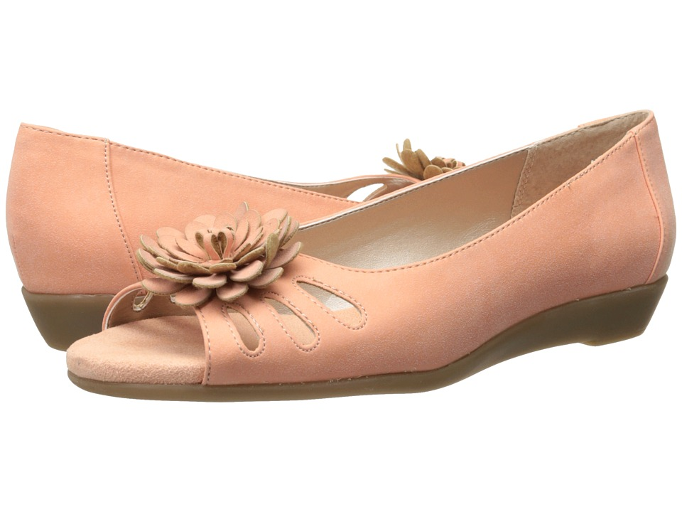 Aerosoles - A2 by Aerosoles Big Hearted (Peach) Women