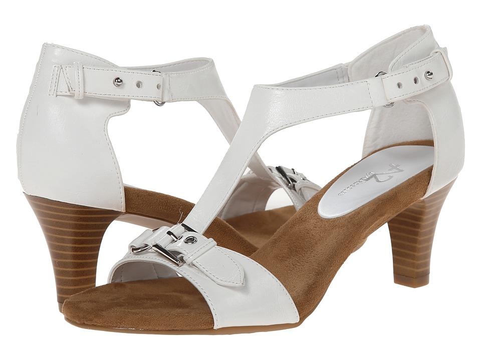 Aerosoles - A2 by Aerosoles Lollipowp (White) High Heels