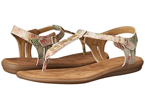 Aerosoles - Enchlave (Pink Floral) Women's Sandals