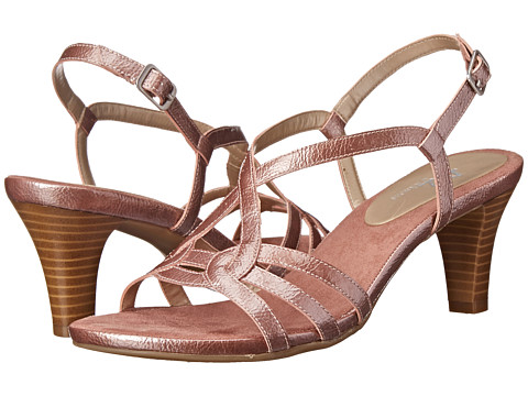 Aerosoles - Power Move (Light Pink Patent) Women