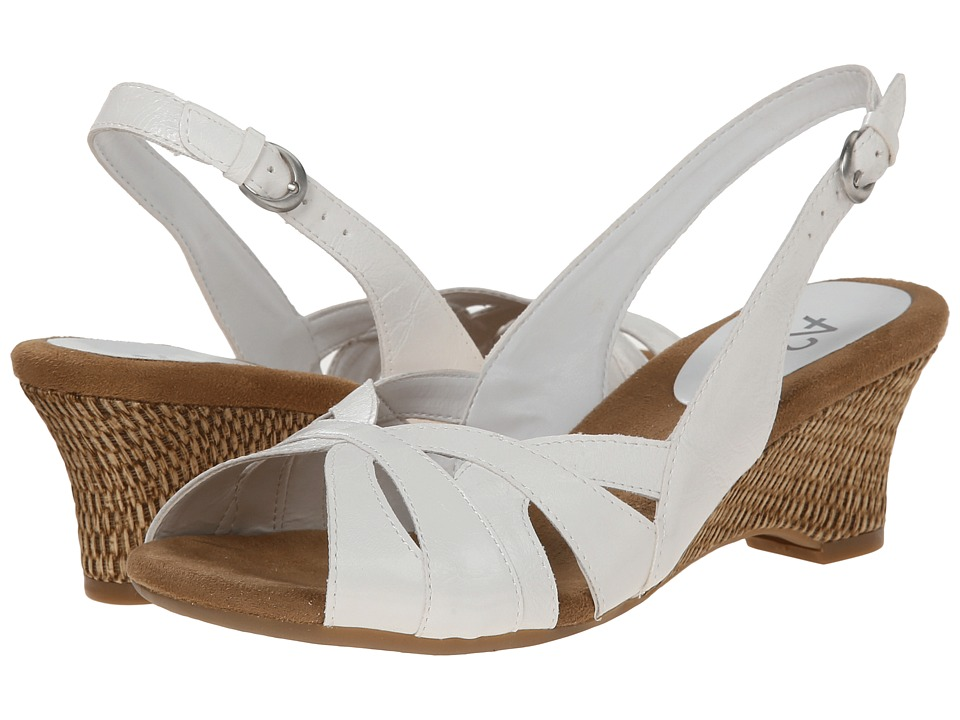 A2 by Aerosoles - Zenchilada (White) Women's Shoes