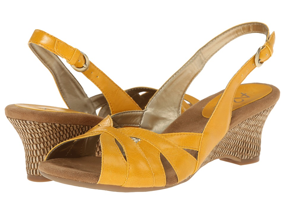 Aerosoles - Zenchilada (Yellow) Women's Shoes
