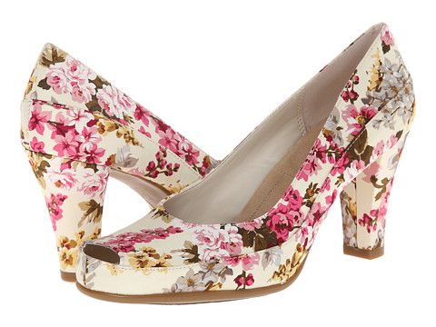 Aerosoles - Big Ben (Floral Combo) High Heels