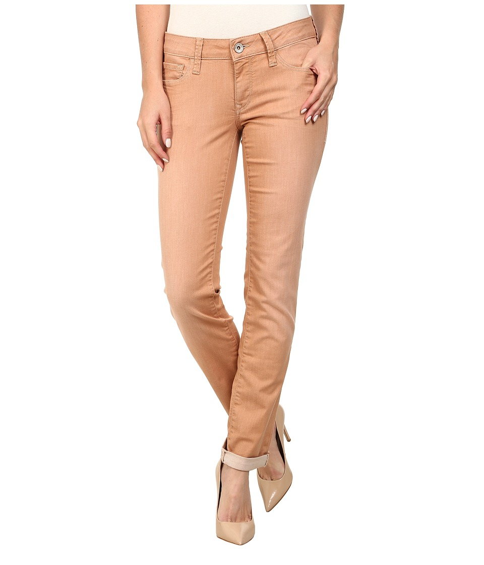 Mavi Jeans - Emma Slim Boyfriend in Tan Vintage (Tan Vintage) Women's Jeans plus size,  plus size fashion plus size appare