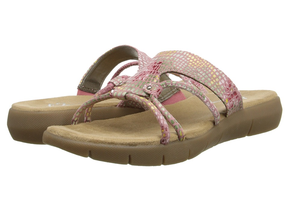Aerosoles - A2 by Aerosoles Wip Current (Pink Floral) Women