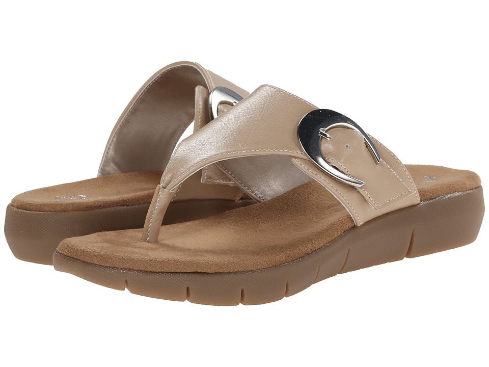 A2 by Aerosoles - A2 by Aerosoles Wipline (Bone) Women's Sandals