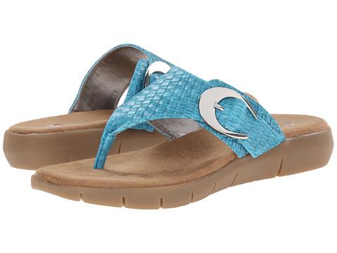 Aerosoles - A2 by Aerosoles Wipline (Blue Green) Women's Sandals