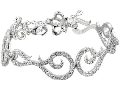 Nina - Icess Bracelet (Silver/Crystal) Bracelet