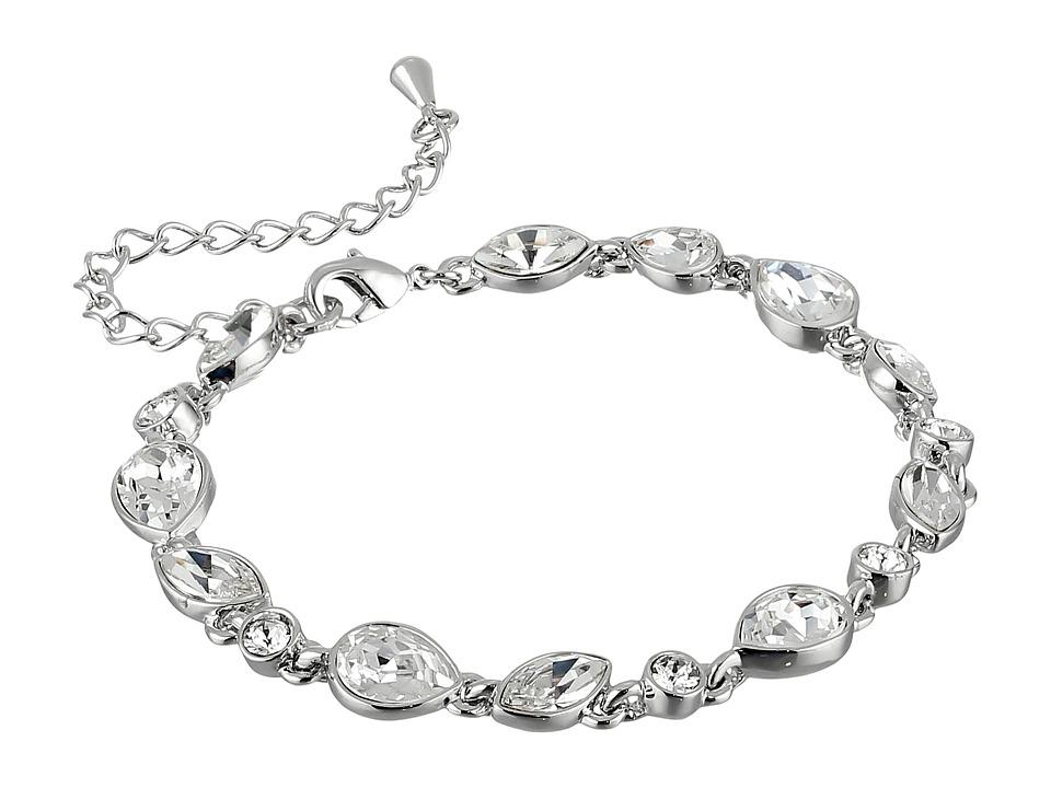 Nina - Ilana Bracelet (Silver/Crystal) Bracelet