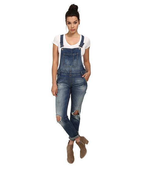 Mavi Jeans - Edera Denim Overall in Dark R-Vintage (Dark R-Vintage) Women