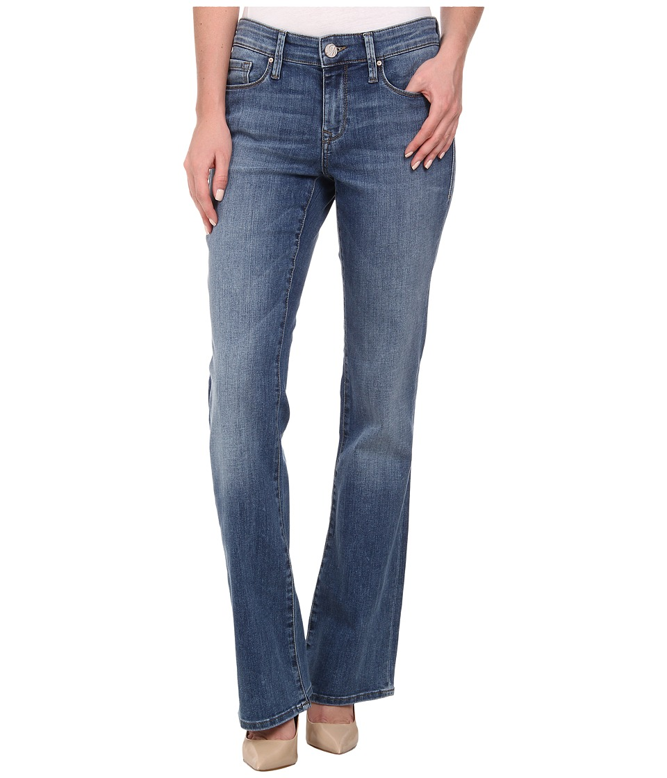 Mavi Jeans - Molly Mid Rise Bootcut in Light Nolita (Light Nolita) Women's Jeans