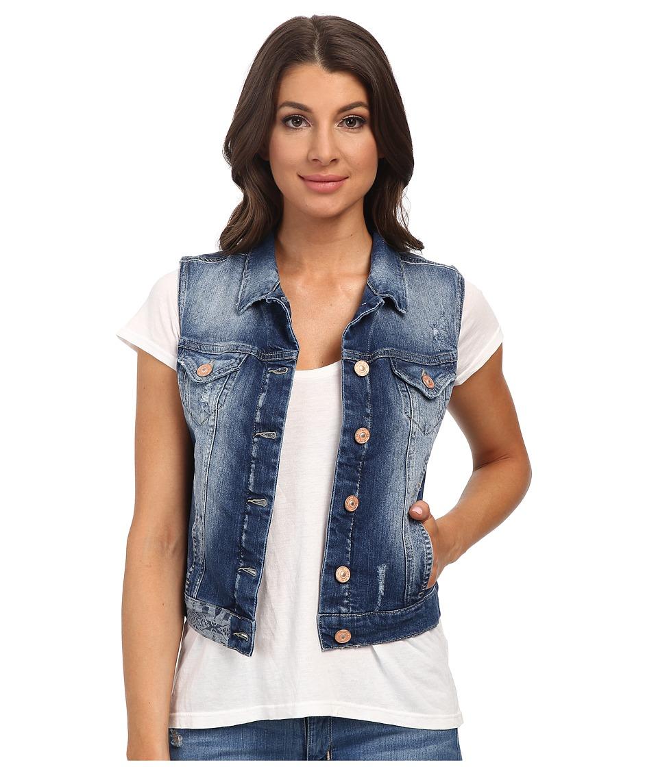 Mavi Jeans - Jodi Denim Vest (Mid Laser) Women