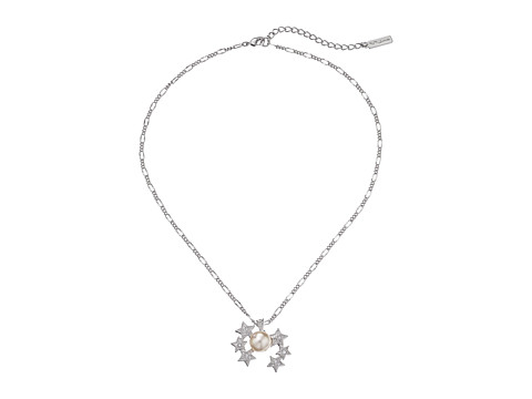 Nina - Mischa Necklace (Ivory/Crystal) Necklace