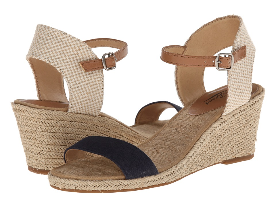 Lucky Brand - Kavelli (Moroccan Blue) Women's Sandals