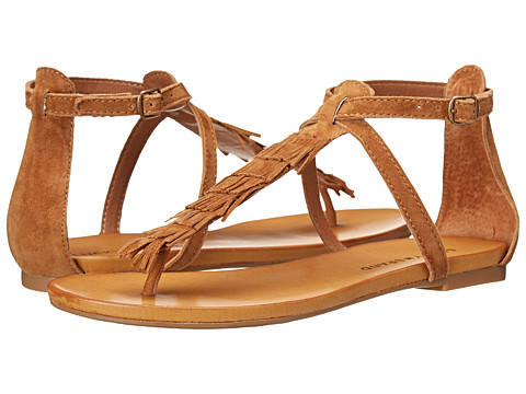 Lucky Brand - Wekka (Honey) Women's Sandals