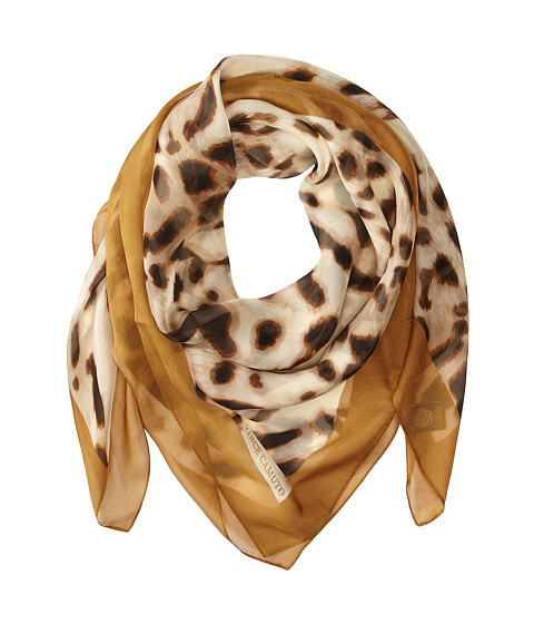 Vince Camuto - Soft Animal (Oak) Scarves