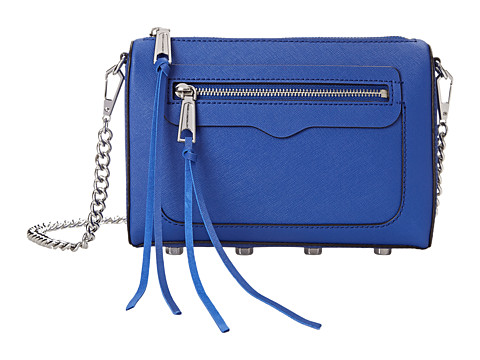 Rebecca Minkoff - Avery Crossbody (Majorca Blue) Cross Body Handbags
