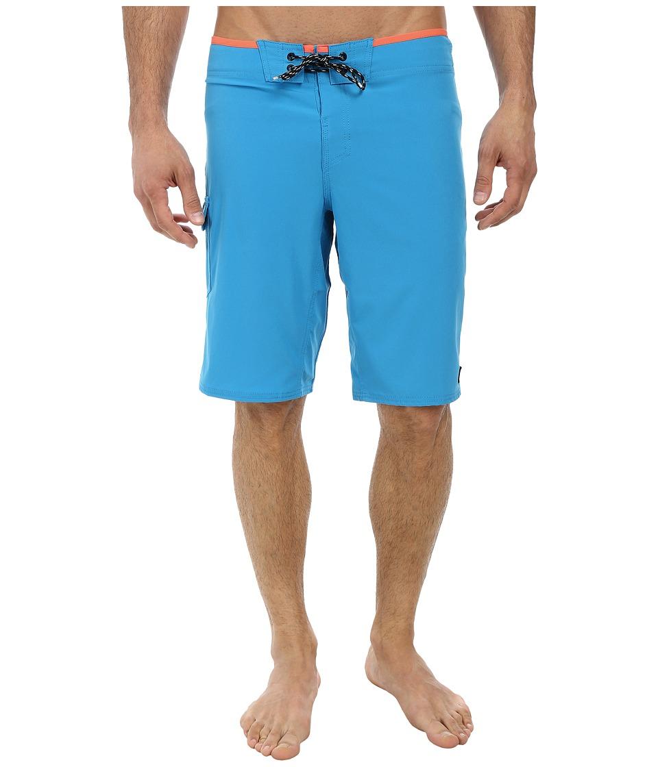 Reef - Depiction Boardshorts (Royal) Men's Swimwear