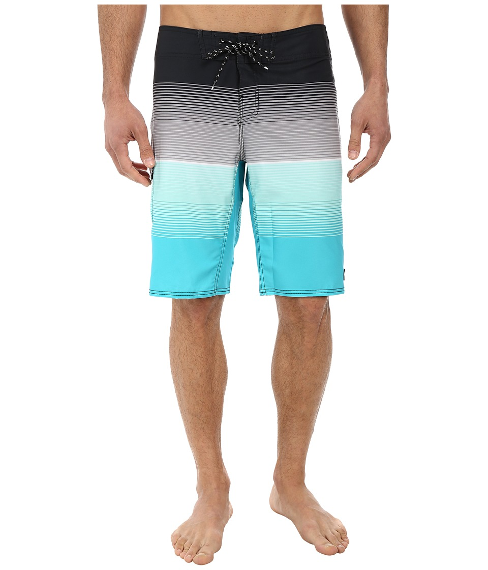 Reef - Mission Boardshorts (Black) Men