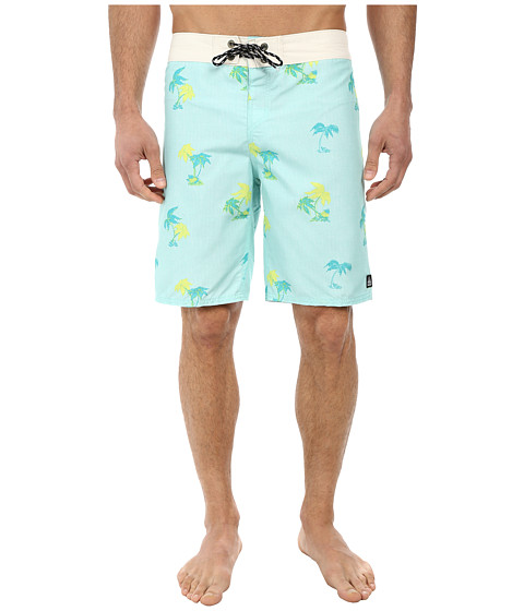 Reef - Coast Boardshorts (Aqua) Men's Swimwear