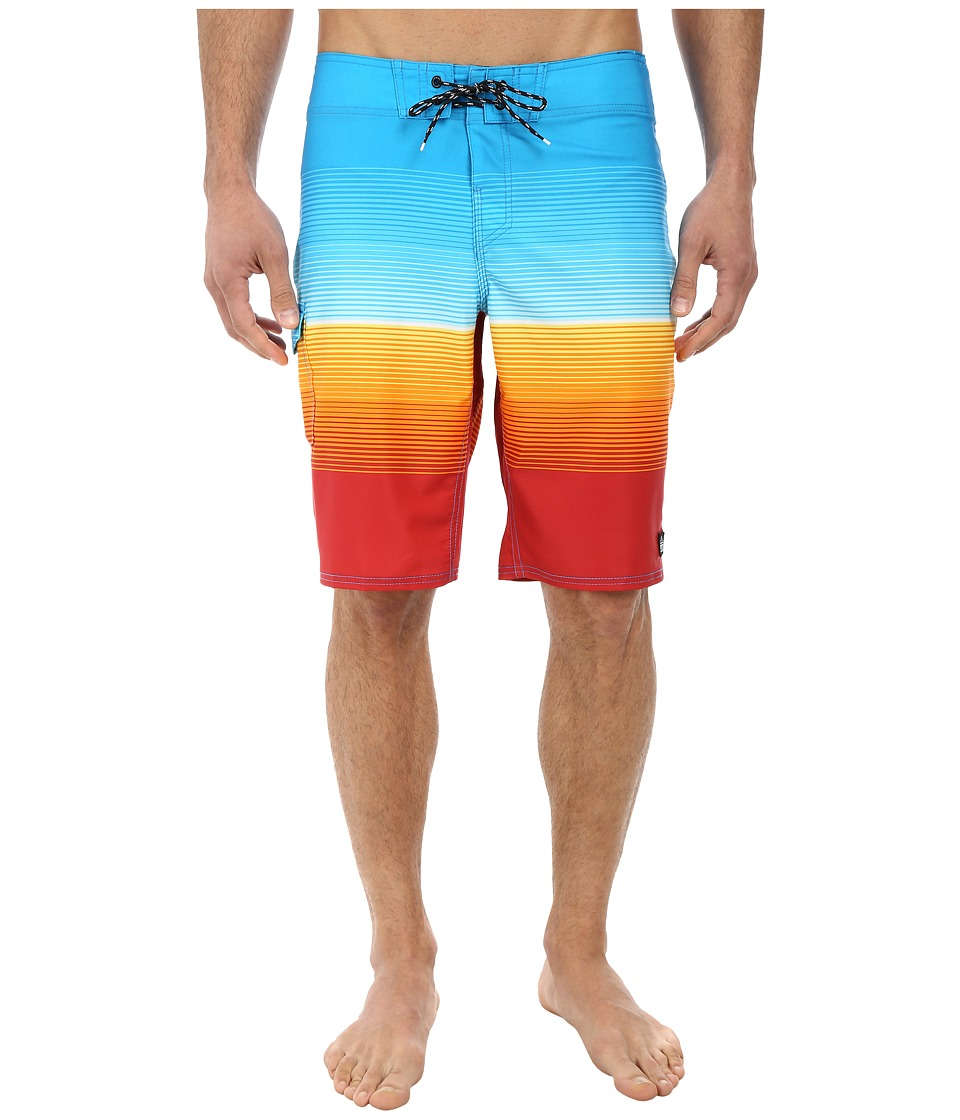 Reef - Mission Boardshorts (Blue) Men