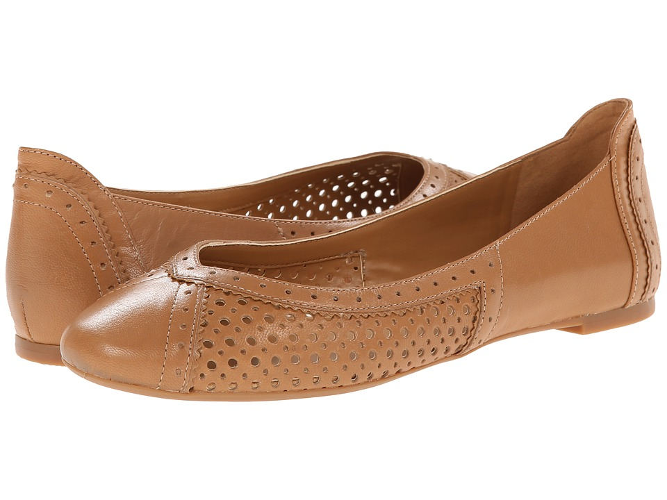Nine West - Accocella (Natural/Natural Leather) Women